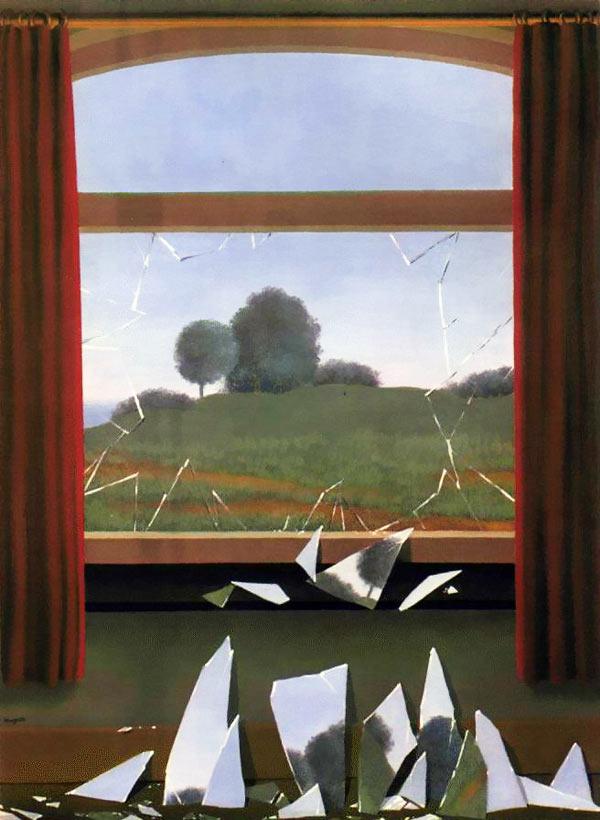 Michel sauval jacques lacan seminario 10 la angustia ren magritte - La finestra rotta ...