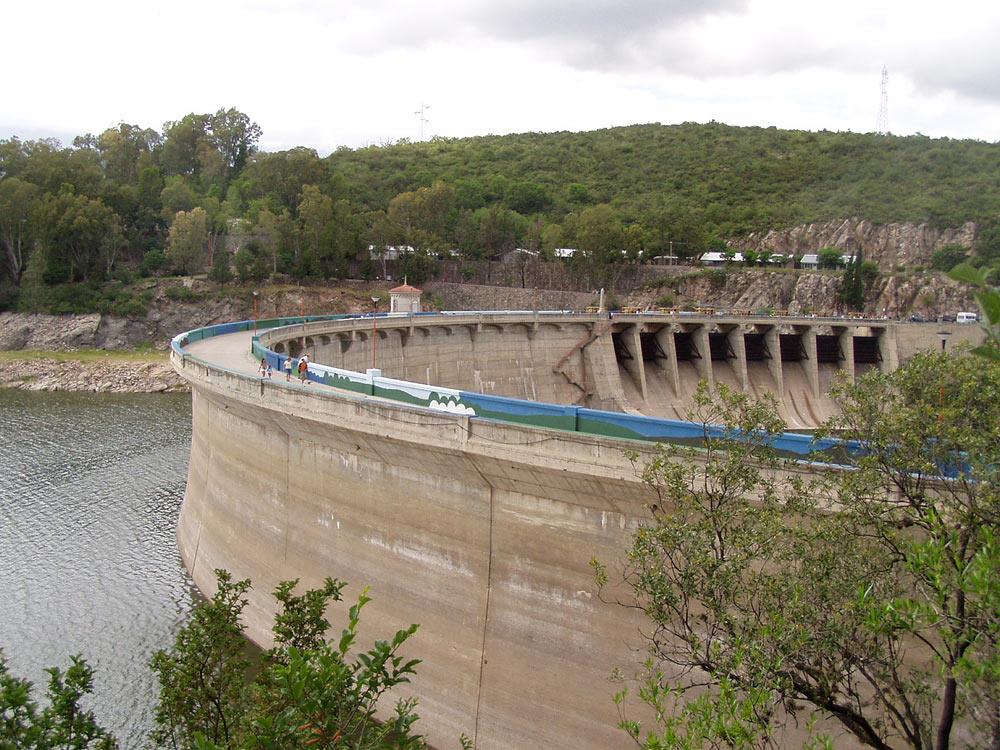 les presento el dique mas grande de cordoba - Taringa!