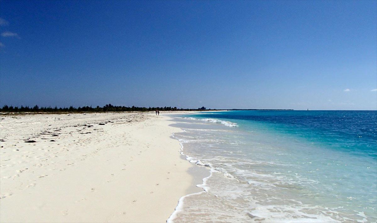 Cuba - Diciembre 2013 - Enero 2014 - Cayo Largo, Playa Sirena