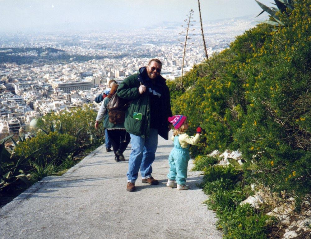 Grecia - Enero 1998 - Atenas