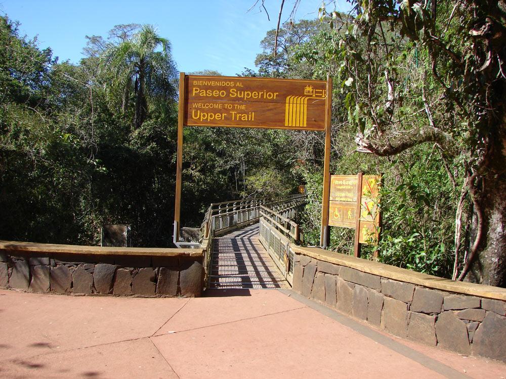 Cataratas del Iguazú 2007 - Circuito Superior - Argentina