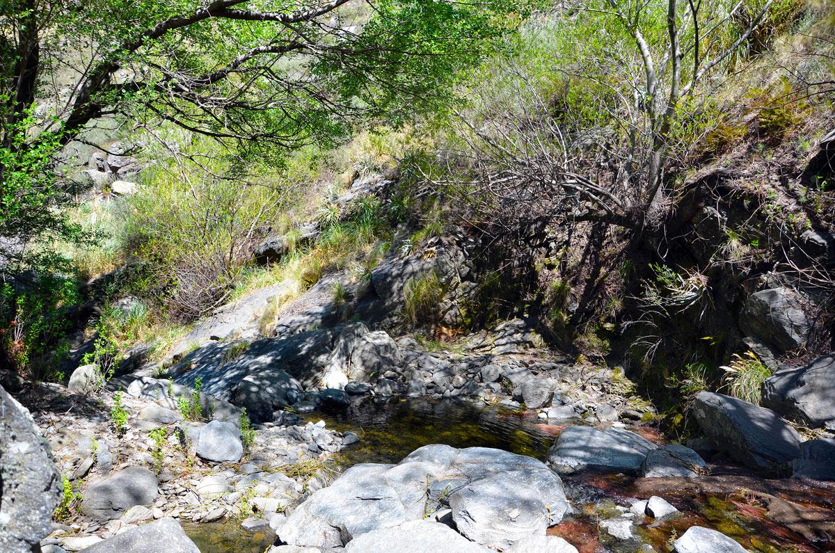 Merlo 2014 - Cerro Aspero, Pueblo Escondido
